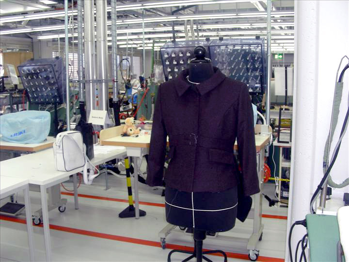 2008 mendrisio swisscouture for Couture a fribourg